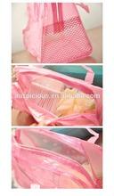 China supplier promotion plastic pvc shopping/beach bag