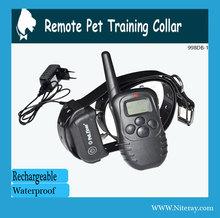 Wholesale dog collar hardware remote control vibration dog training anti bark collar