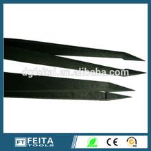 Plastic tweezers forceps / Cleanroom long plastic tweezers