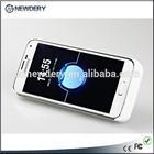 2014 Hot-sale 3800mah Li-polymer battery power bank flip case for samsung galaxy s5