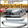 Facelift Focus Car Bodykit Lip Kits For Ford Focus Sedan 2012-2013