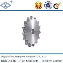 DIN 8187 ISO/R 606 5/8''*3/8'' 10b-1 simplex roller chain pitch 12.7 roller 8.51 23T agricultural taper lock sprocket