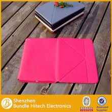 New product leather cover for ipad air,for ipad 5 Transformers case leather cover