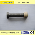 Structural Bolts ISO 13918 ANSI/AWSD1 connector bolt / shear stud / welding stud fastenal catalog( CE certificate )