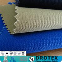 100% Baumwolle flammhemmende Gewebe / BS5852 cotton flame retardant fabric for Uniform