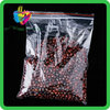 Yiwu wholesale cheap clear custom plastic bags zip lock food grade
