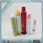 Empty toothpaste tube