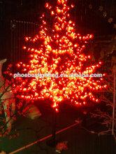 Maple trees light outdoor christmas decorative