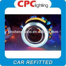 3'' inch Bi-xenon Projector Lens Angel Eye Lamp H1 H7 H4 H13 HB4 9004 HB3 9007 4300K 6000k 8000k