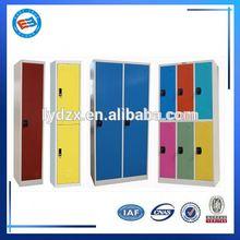 Locker.steel locker for sale,4 compartment steel locker