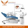 Foshan gladent new designing wireless led dental curing light unit