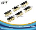 Restablecer el uso de chips para la impresora hp 02# 801# 177# 363# cartucho de la ciss papasfritas