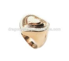Hot - vente professionnel en acier inoxydable de naissance anneau pendentif