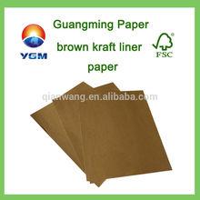 kraft paper stocklot/liner board suppliers/craft paper