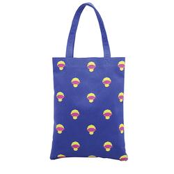 Languo colorful casual canvas tote bag Model: MGAM-3090