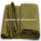 pvc waterproof and fireproof tarps