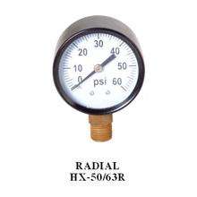 plastic pressure gauge