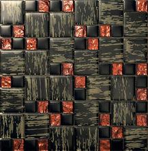 SM004 animal patterns artistic wall mosaic