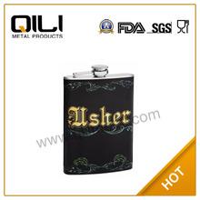 18/8 304 8oz FDA and LFGB high quality door gift for wedding