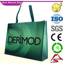 Non Woven Folding Bag, Non Woven Zipper Bag, Reusable Non Woven Shopping Bag