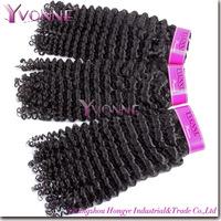 wholesale aaaa grade 100% virgin Brazilian remy hair extension
