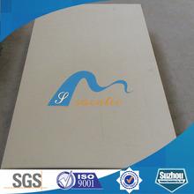 ISO 9001-2008 Certificate Non-Asbestos Fireproof Waterproof fiber cement calcium silicate board