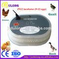 2014 vendita calda termostato digitale per macchina incubatrice jn12