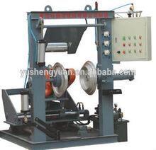 electric vulcanizing equipment