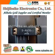 S-av35 FM RF módulo amplificador de potencia