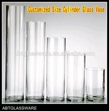 20 inch glass cylinder vase