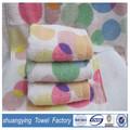 fábrica profesional personalizada de punto toallas toallas grandes ganchos