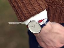 Rococo X1011 D slim watch W big dial watch for women