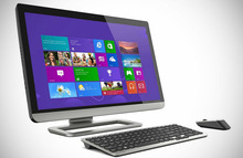 2014 cheap all in one pc 24inch Full HD LED made in china