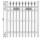 (factory) Wrought iron dog fence(ISO9001) Euro-01
