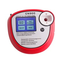 Brand new / High quality Touch screen Transponder Read and Write Machine / CN900 key programmer (English Version)
