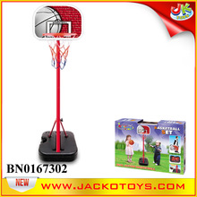 Plstic Kid Indoor Basketball Set For Selling
