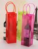 BSCI audit factory clear pvc bag/pvc wine bag/pvc bag.