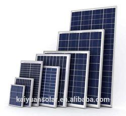 2014 Hot sell 12v 40w polycrystalline solar panel