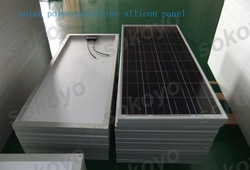 hot sale poly-crystalline 12V 70W solar panel manufacturers in china
