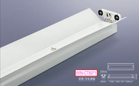 T5 T8 LED tube fluorescent high bay lighting fixture from china