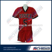 2014 hot sale sublimation football/soccer team uniform