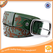 Antique Casual Style Genuine Leather Fashion Man Belt