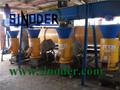 L'alimentation animale feed pellet ligne de production de granulés de biomasse usine de fabrication-- sinoder marque