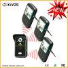 Wholesale Digital motion sensor Video door phone/Video Intercom system/Wireless Door Bell