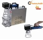 Metals/Plastic/Rubber/Wood/ABS/PVC/PES/Steel/Titanium/Copper Fiber Laser Marking Machine