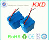 KXD lithium ion 12v 9ah rechargeable battery