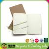 2014 Dongguan softcover kraft paper blank notebook