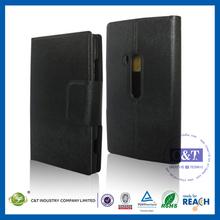 Popular Cell Phone flip case for nokia lumia 1520
