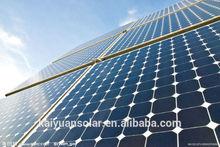 2014 Hot sell 12v 90w mono solar panel