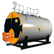 Ship Exhaust Gas Hot Water Boiler For Hotel